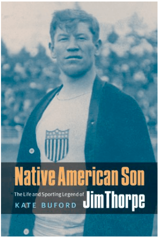 Jim Thorpe cover - ppbk